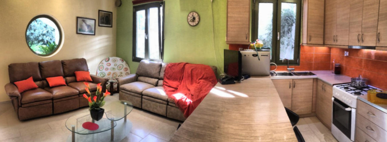 living room-panorama-vill-simotas-4-four-poros-rent-a-house-6